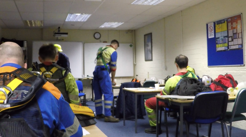 Confined Space Classroom