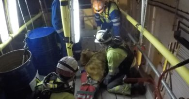 Working at Height Rescue