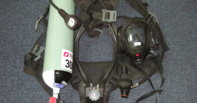 SCBA Self-Containing Breathing Apparatus Course