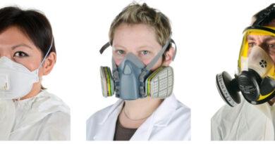 Face Fit Test Masks
