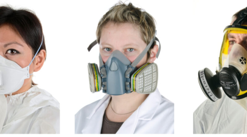 Face Fit Test Masks